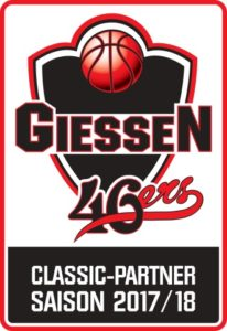 lasertag classic partner 2017-2018 giessen46er basketballer