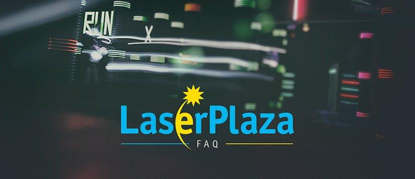 FAQ Lasertag