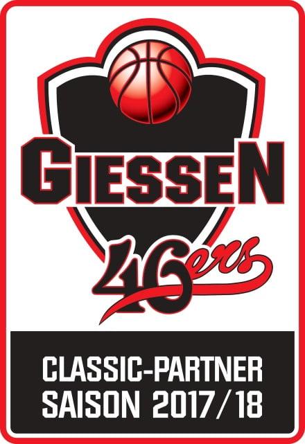 LaserPlaza offizieller Classic Partner 2017/2018 der Gießen46er Basketballer