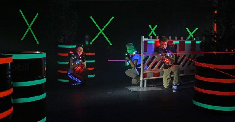 lasertag laserarena giessen und moenchengladbach