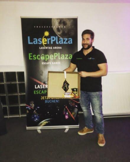 adventskalender lasertag laserarena laserplaza
