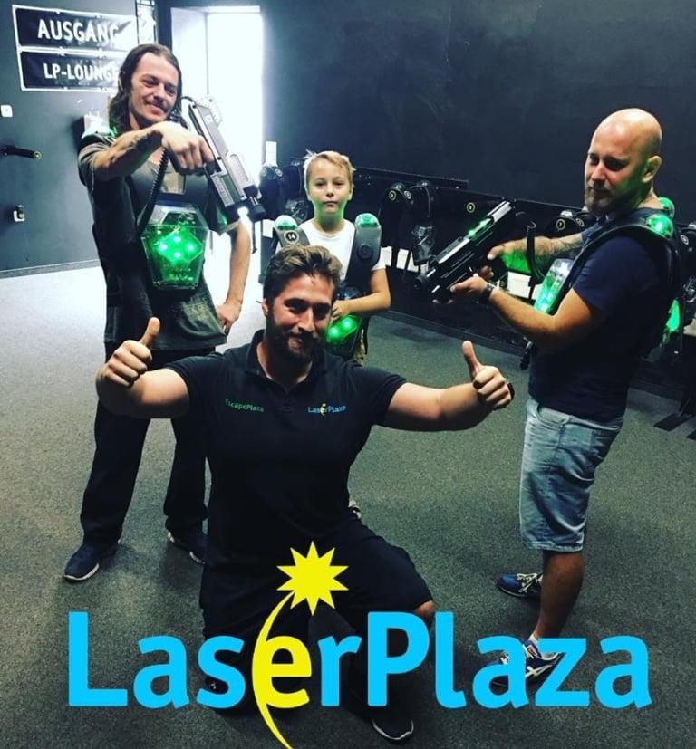 Lasertag Linden Giessen Mönchengladbach