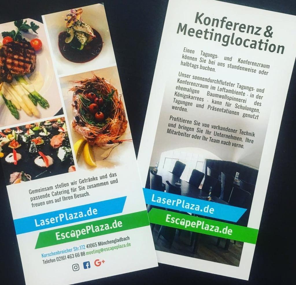 Catering, Tagungs- und Konferenzraum Mönchengladbach