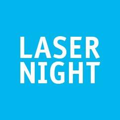Lasernight Linden (Gießen) und Mönchengladbach