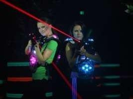 Freizeit Lasertag Gießen Linden