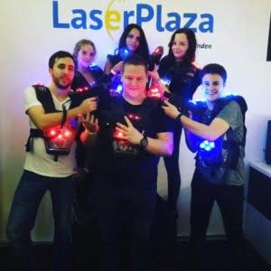 Teamevent Lasertag Linden Giessen