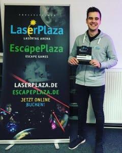 Lasertag Mönchengladbach verkehrter Adventskalender Tag 1