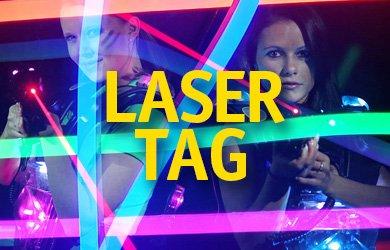 Lasertag - Laserarena